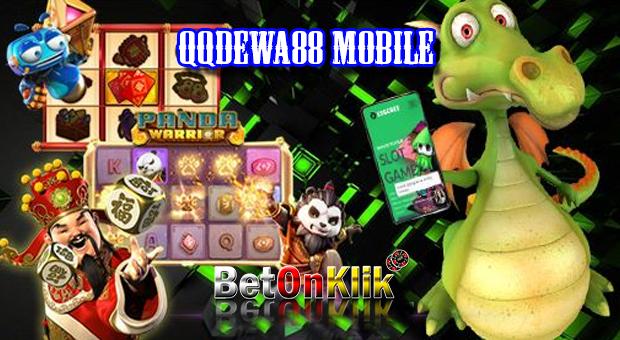 Qqdewa88 mobile